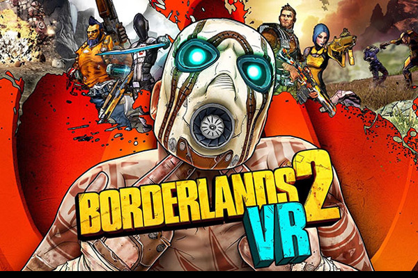 Hra Borderlands 2 VR