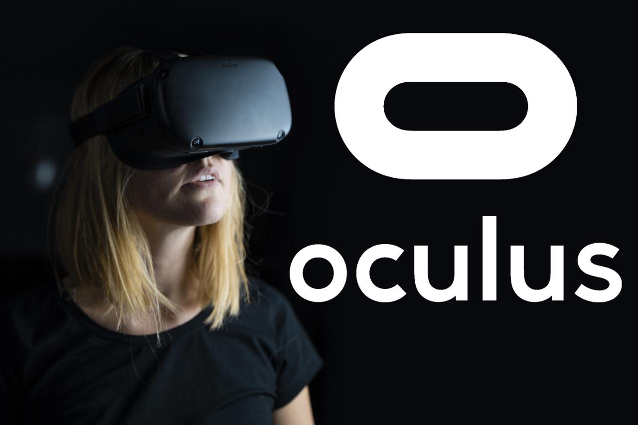 oculus vyber virtualni reality