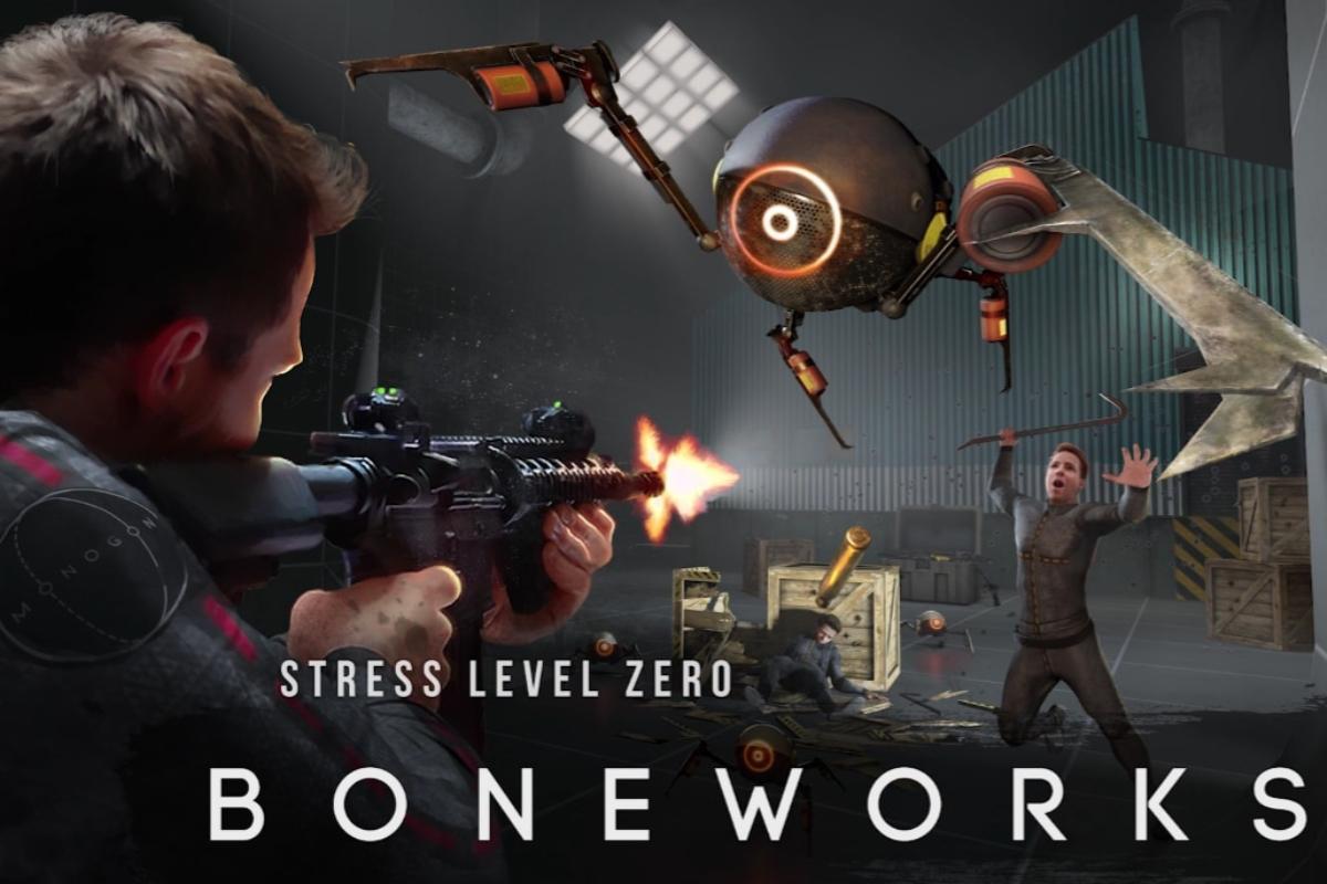 boneworks vr hra