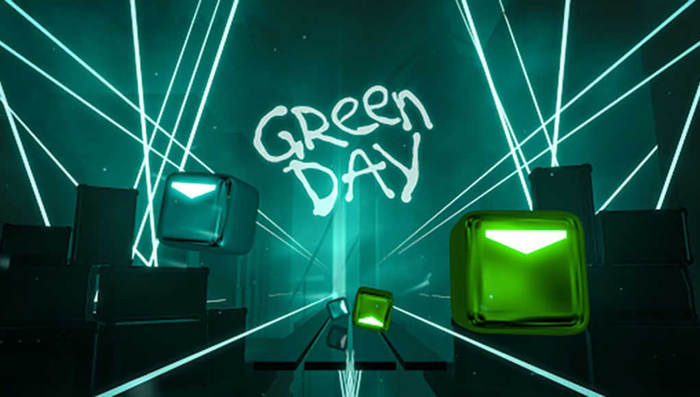 greenday-beat-saber