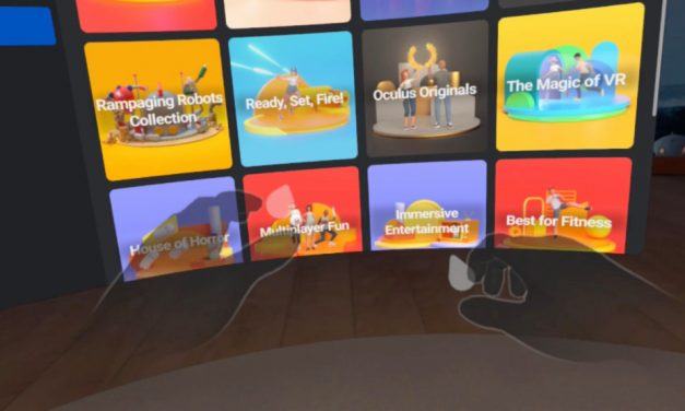 Oculus Quest už má funkční hand tracking
