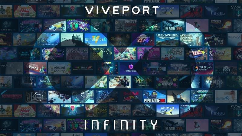 Hry Viveport pro Oculus