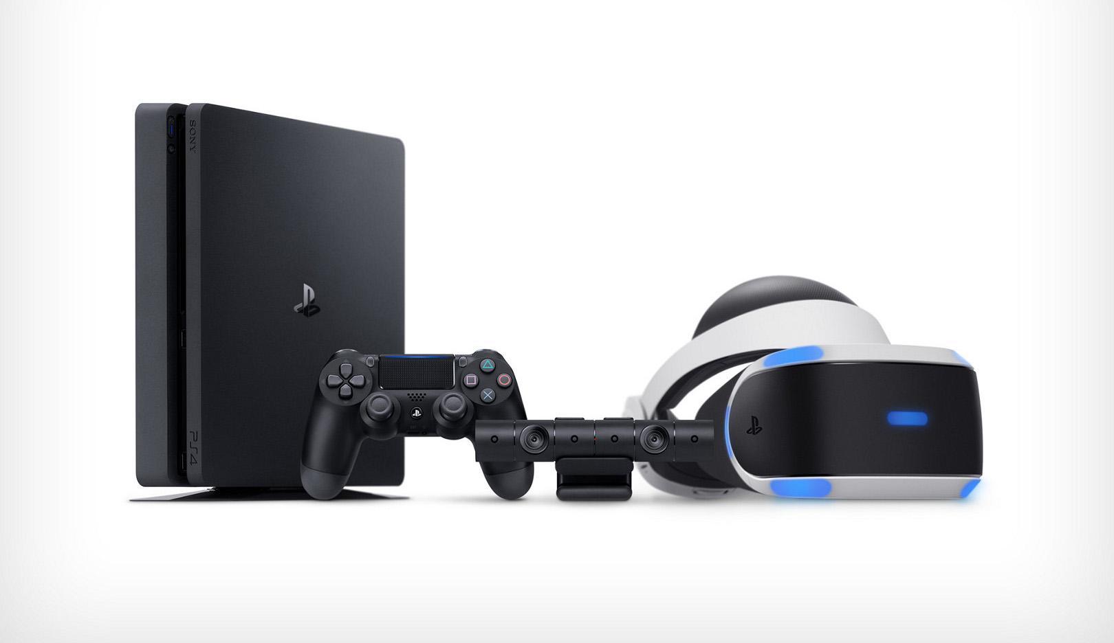 PSVR – virtuální realita pro Playstation