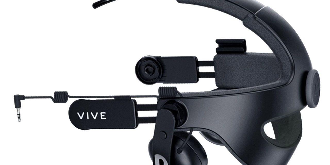 Jaké příslušenství pro HTC Vive