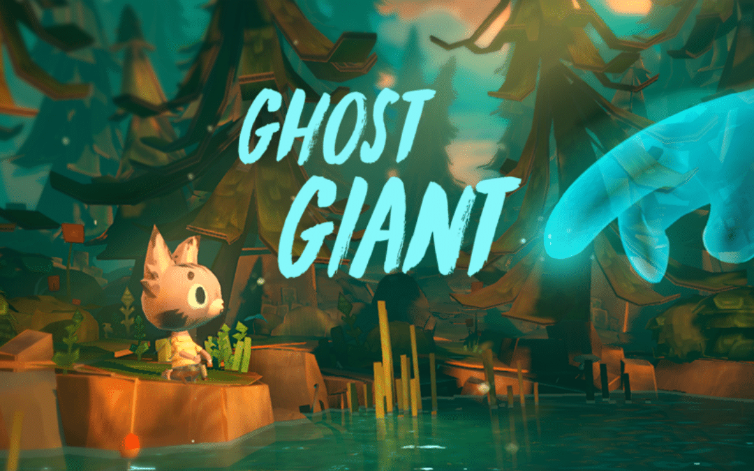 Ghost Giant i pro Oculus Quest