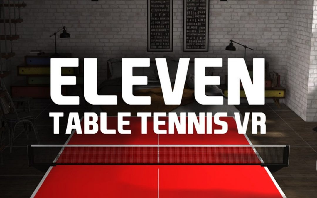Racket Fury anebo Eleven Table Tennis?