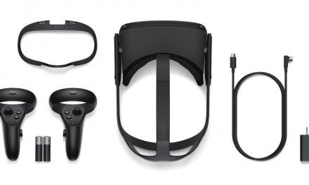 Oculus Link už i s nabíjecím kabelem