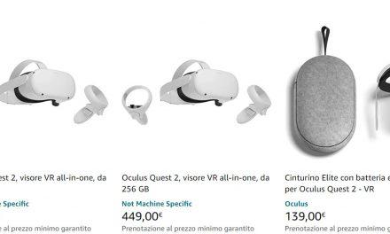 Oculus Quest 2 z Amazonu levně a rychle