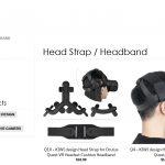 Další Kiwi příslušenství pro Oculus Quest 1 i 2