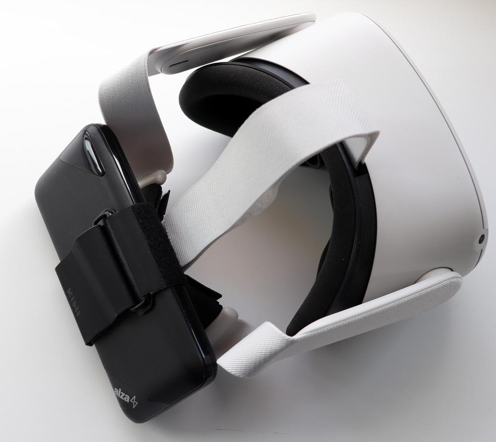 Oculus Quest powerbanka